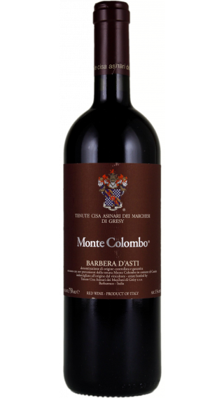 Bottle of Marchesi di Gresy Barbera d'Asti Monte Colombo 2013  wine 750 ml