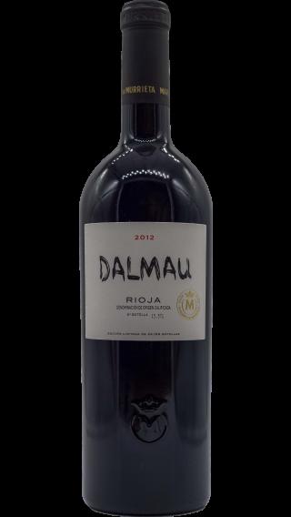 Bottle of Marques de Murrieta Dalmau Rioja Reserva 2012 wine 750 ml