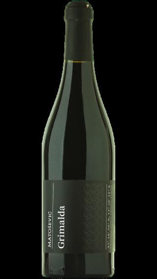 Bottle of Matosevic Grimalda Red 2016  wine 750 ml