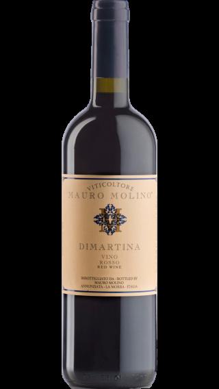Bottle of Mauro Molino Rosso Dimartina wine 750 ml
