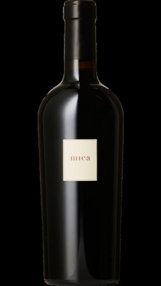 Bottle of Buccella Mica Cabernet Sauvignon 2016 wine 750 ml