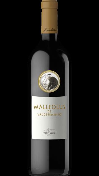Bottle of Emilio Moro Malleolus de Valderramiro 2015       wine 750 ml