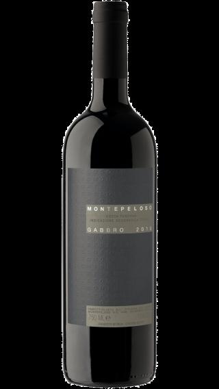 Bottle of Montepeloso Gabbro Toscana 2016 wine 750 ml