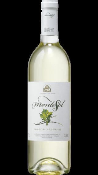 Bottle of Vinos Sanz Montesol Verdejo 2017 wine 750 ml