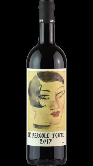 Bottle of Montevertine Le Pergole Torte 2017 wine 750 ml