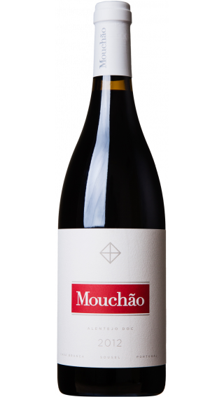 Bottle of Mouchao Tinto 2012 wine 750 ml