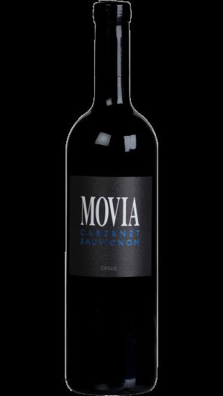 Bottle of Movia Cabernet Sauvignon 2017 wine 750 ml