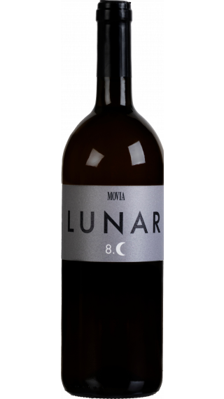 Bottle of Movia Lunar 2014 wine 1000 ml