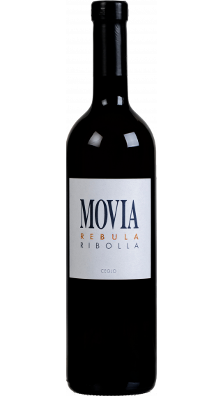 Bottle of Movia Rebula 2018 wine 750 ml