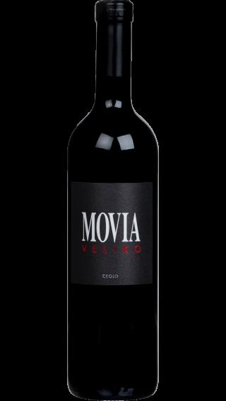Bottle of Movia Veliko Rdece 2011 wine 750 ml