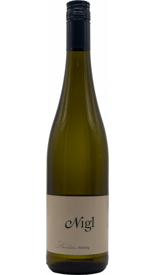 Bottle of Nigl Riesling Dornleiten 2016 wine 750 ml