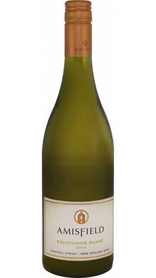 Bottle of Amisfield Sauvignon Blanc 2014 wine 750 ml