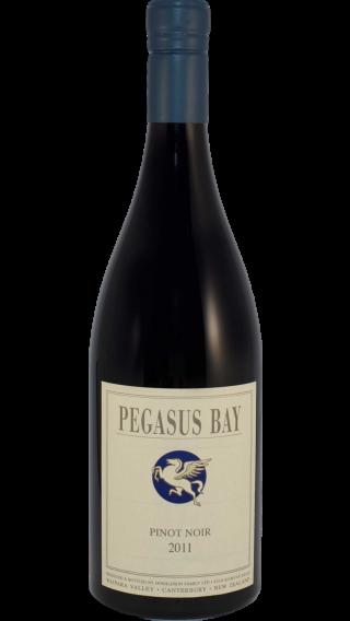 Bottle of Pegasus Bay Pinot Noir 2011 wine 750 ml