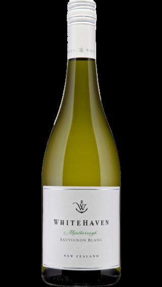 Bottle of Whitehaven Sauvignon Blanc 2017 wine 750 ml
