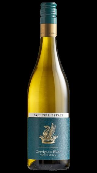 Bottle of Palliser Estate Sauvignon Blanc 2016 wine 750 ml