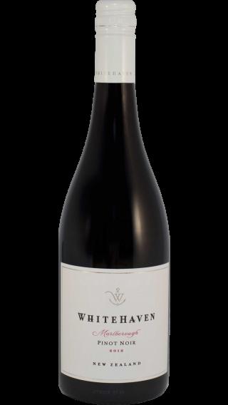 Bottle of Whitehaven Pinot Noir 2014 wine 750 ml
