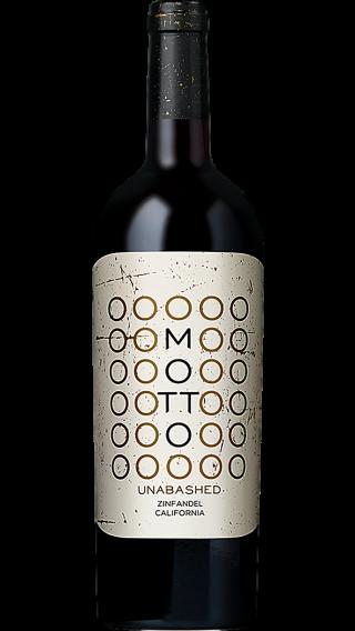 Bottle of Motto Wines Zinfandel Unabashed 2016 wine 750 ml
