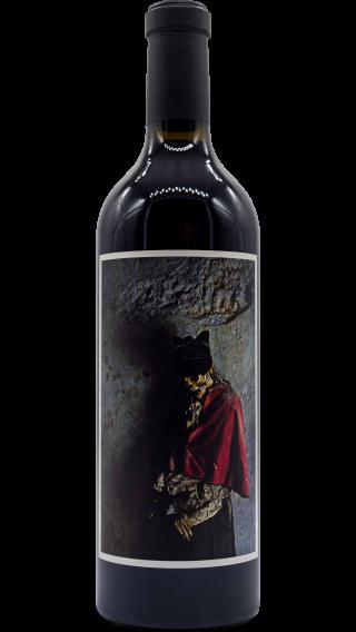 Bottle of Orin Swift Cabernet Sauvignon Palermo 2015 wine 750 ml