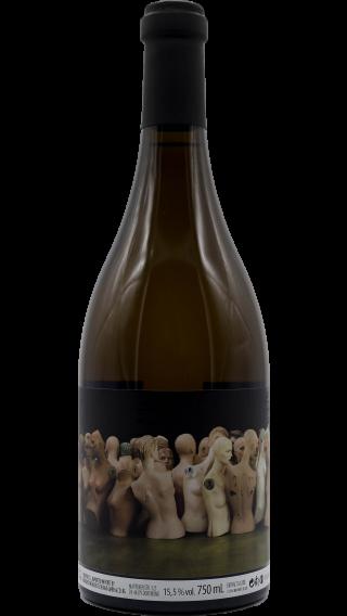 Bottle of Orin Swift Mannequin 2015 wine 750 ml