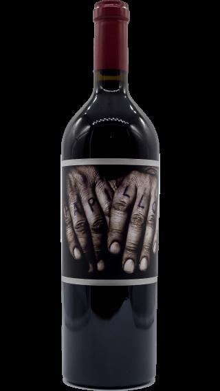 Bottle of Orin Swift Papillon 2015 wine 750 ml