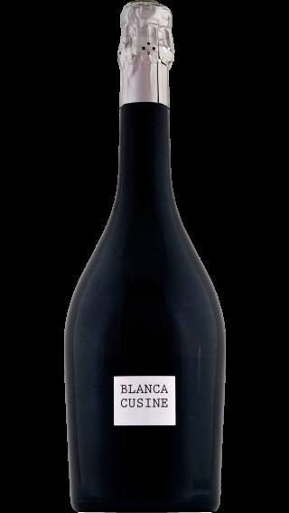 Bottle of Pares Balta Cava Blanca Cusine 2010 wine 750 ml
