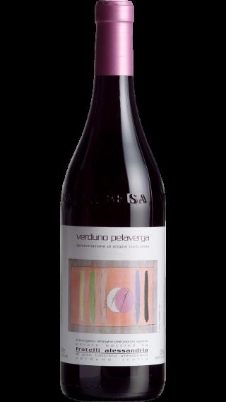 Bottle of Fratelli Alessandria Speziale Verduno Pelaverga 2018 wine 750 ml