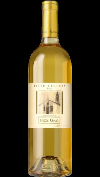 Bottle of Fasoli Gino Soave Pieve Vecchia 2017 wine 750 ml