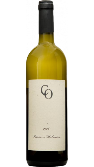 Bottle of Coronica Malvasia 2017 wine 750 ml