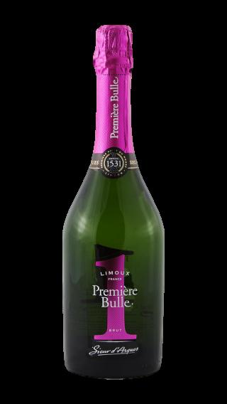 Bottle of Sieur d'Arques Premiere Bulle Brut 2014 wine 750 ml