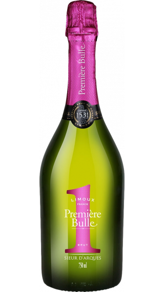 Bottle of Sieur d'Arques Premiere Bulle Brut wine 750 ml