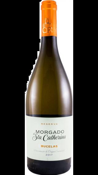 Bottle of Quinta da Romeira Morgado de Santa Catherina Reserva 2017 wine 750 ml