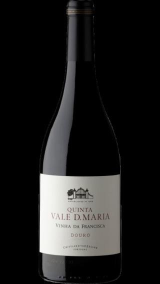Bottle of Quinta Vale D. Maria Vinha da Francisca 2015 wine 750 ml