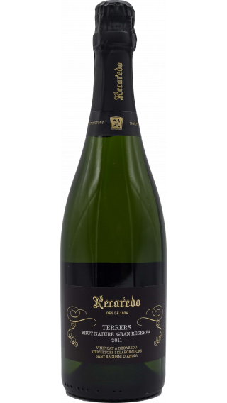 Bottle of Recaredo Cava Terrers 2011 wine 750 ml