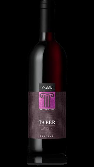 Bottle of Kellerei Bozen Lagrein Riserva Taber 2017 wine 750 ml