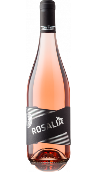 Bottle of Iuris Rosalia 2017 wine 750 ml