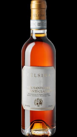 Bottle of Felsina Vin Santo 2008 wine 375 ml