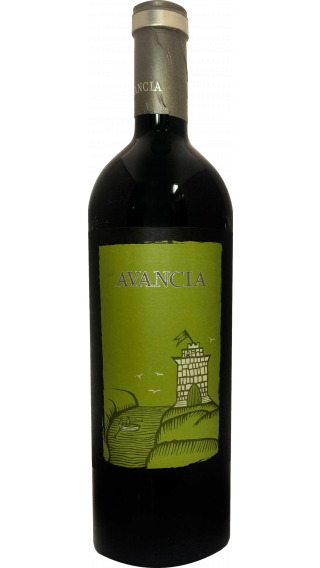 Bottle of Avancia Mencia 2016 wine 750 ml