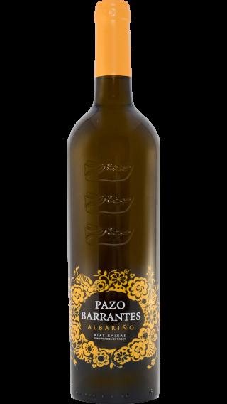 Bottle of Marques de Murrieta Albarino Pazo de Barrantes 2013 wine 750 ml