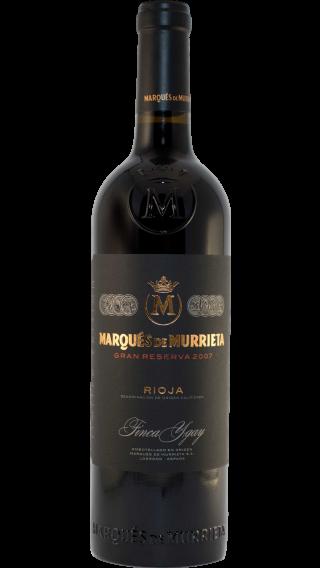 Bottle of Marques de Murrieta Rioja Gran Reserva Limited Edition 2007 wine 750 ml