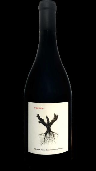 Bottle of Dominio de Pingus Psi 2014 wine 750 ml