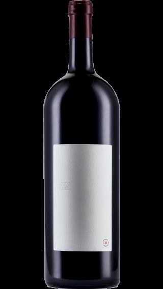 Bottle of Stina Plavac Mali Majstor 2016 wine 750 ml