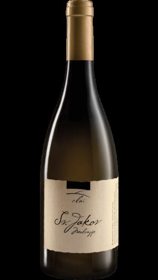 Bottle of Clai Sv. Jakov Malvazija 2017  wine 750 ml