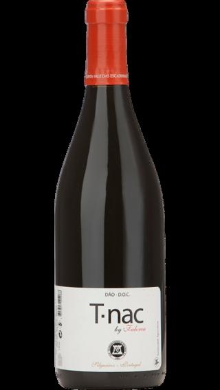 Bottle of Quinta da Falorca T-Nac 2010 wine 750 ml