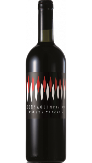 Bottle of Donna Olimpia Costa Toscana Tageto 2016 wine 750 ml
