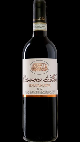 Bottle of Casanova di Neri Tenuta Nuova Brunello di Montalcino 2012 wine 750 ml