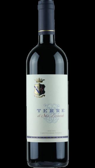 Bottle of San Leonardo Terre di San Leonardo 2015 wine 750 ml