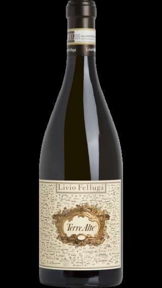 Bottle of Livio Felluga Terre Alte 2017 wine 750 ml