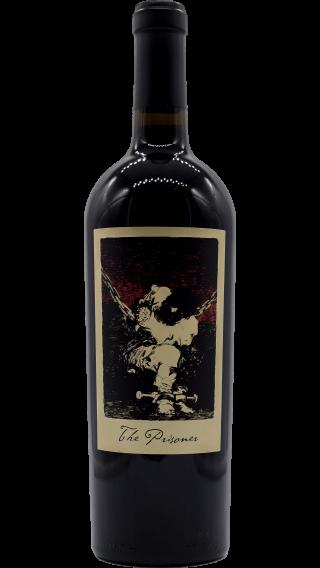 Bottle of The Prisoner Wine Company The Prisoner 2015 wine 750 ml