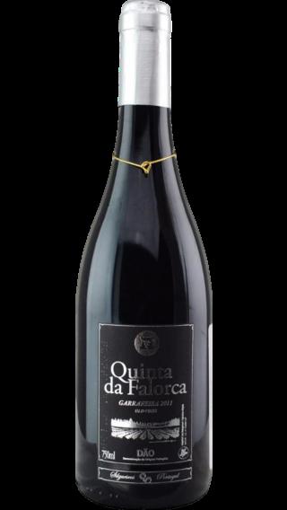 Bottle of Quinta da Falorca Garrafeira 2011 wine 750 ml