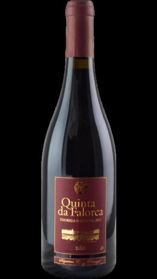 Bottle of Quinta da Falorca Touriga Nacional 2011 wine 750 ml
